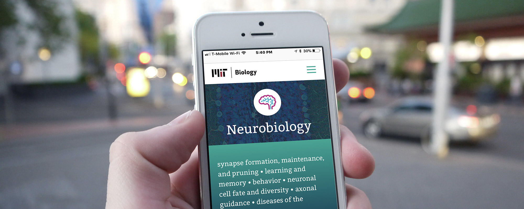 MIT Biology website