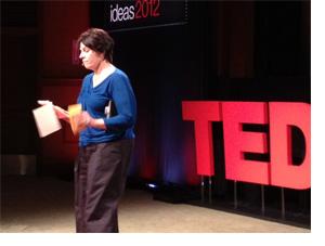 Lynch at TEDx