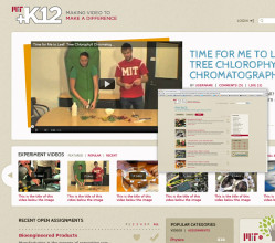Massachusetts Institute of Technology – K12 Videos