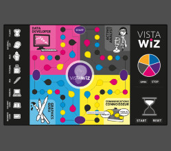 Vistaprint Vista Wiz – Onboarding Game