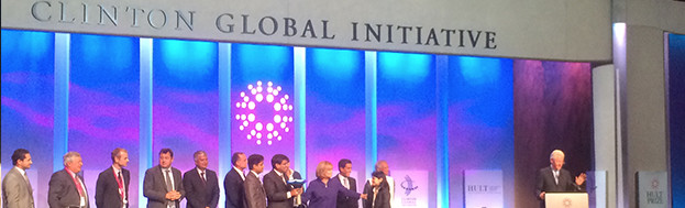 Presentation Design Coaching for HULT Prize/Clinton Global Initiative Finalists