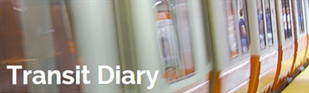 Responsive Website Design: MBTA Transit Diary
