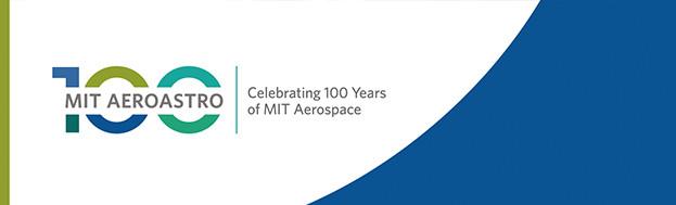 MIT AeroAstro 100 Logo Design