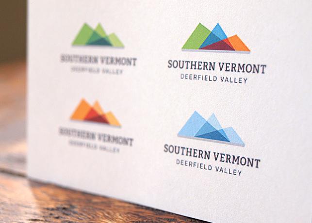 Southern Vermont Deerfield Valley logo