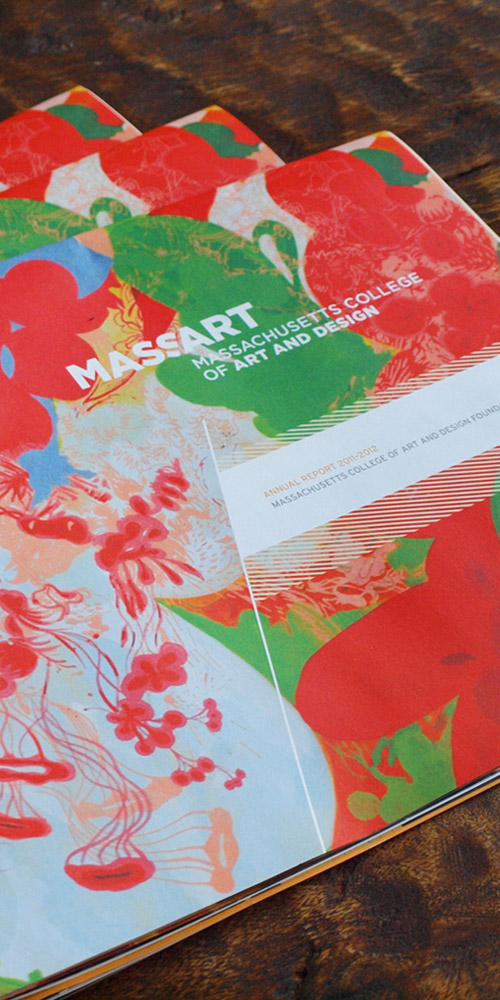 Massart Annual Report-tablet