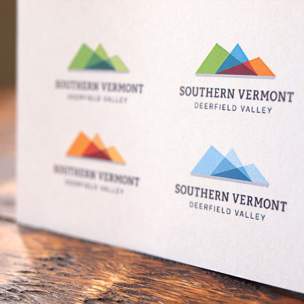 Southern Vermont Deerfield Valley logo