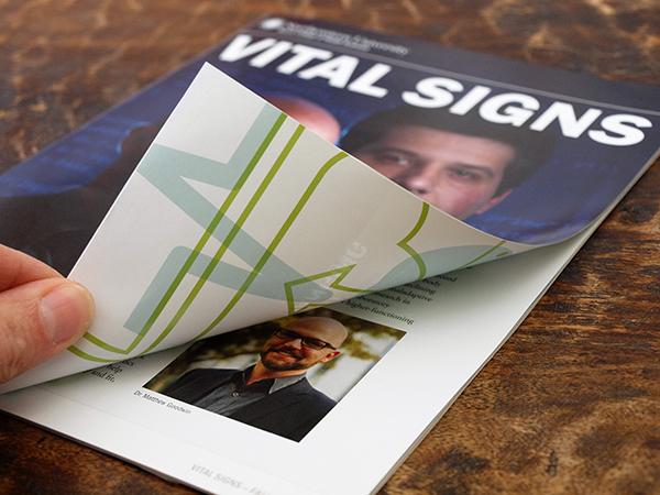 Vital Signs Alumni Magazine 1