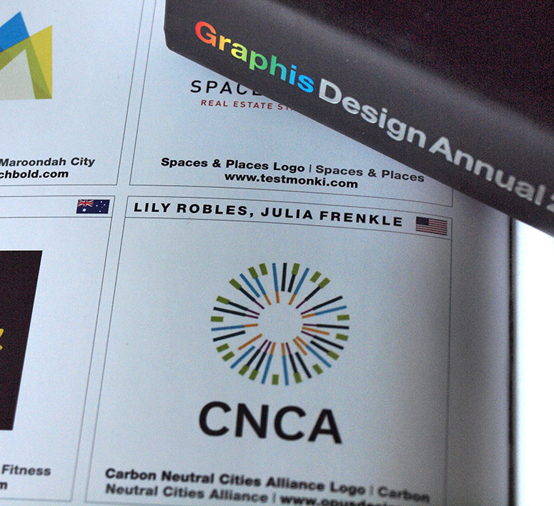 CNCA and Graphis Award
