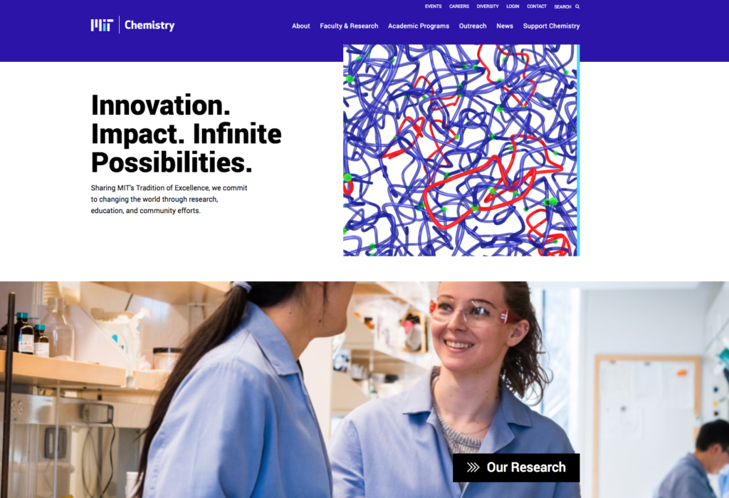colorful chemistry homepage