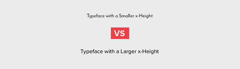 Whitespace example in x-height