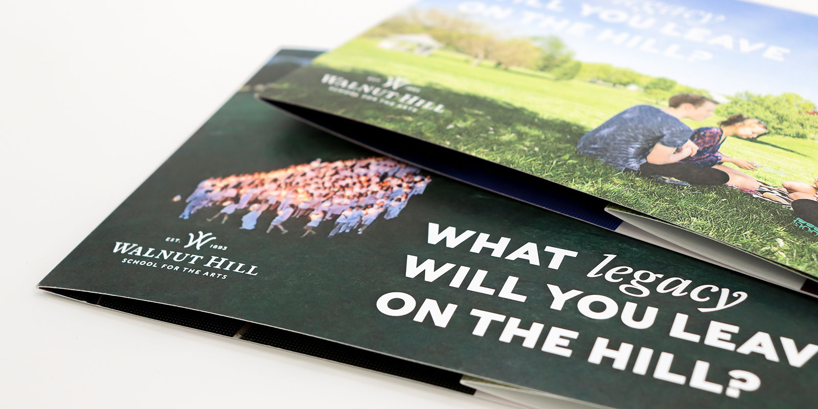 Walnut Hill Direct Mail Design