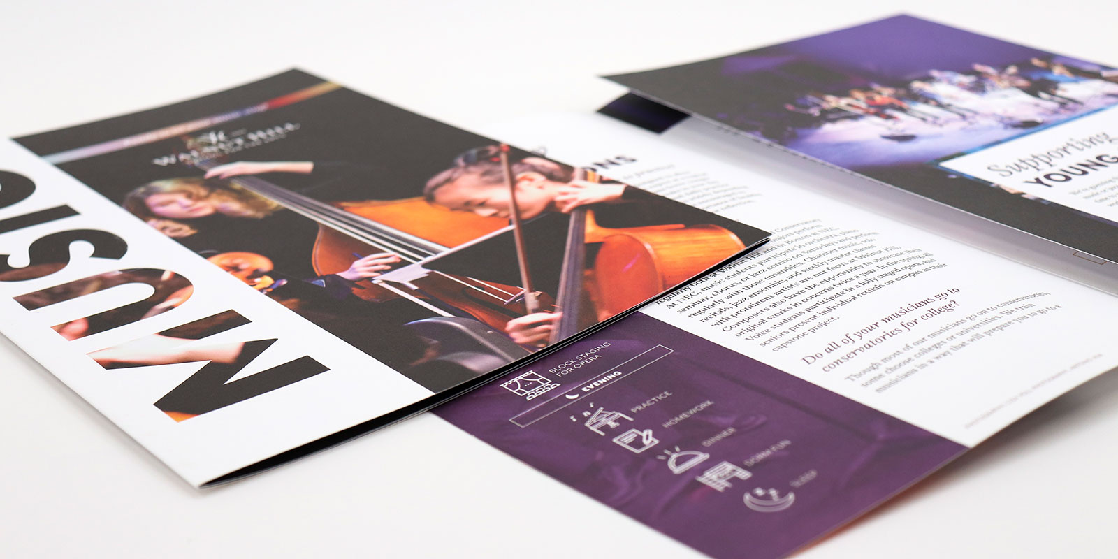 Walnut Hill Brochure Design