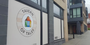 Tavern of Tales logo design