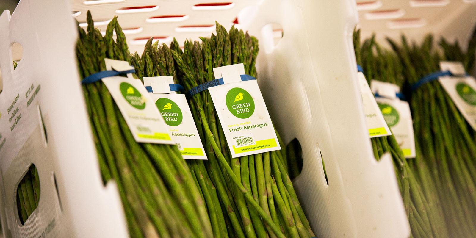 Westcoast Fresh Branding & Packaging Design
