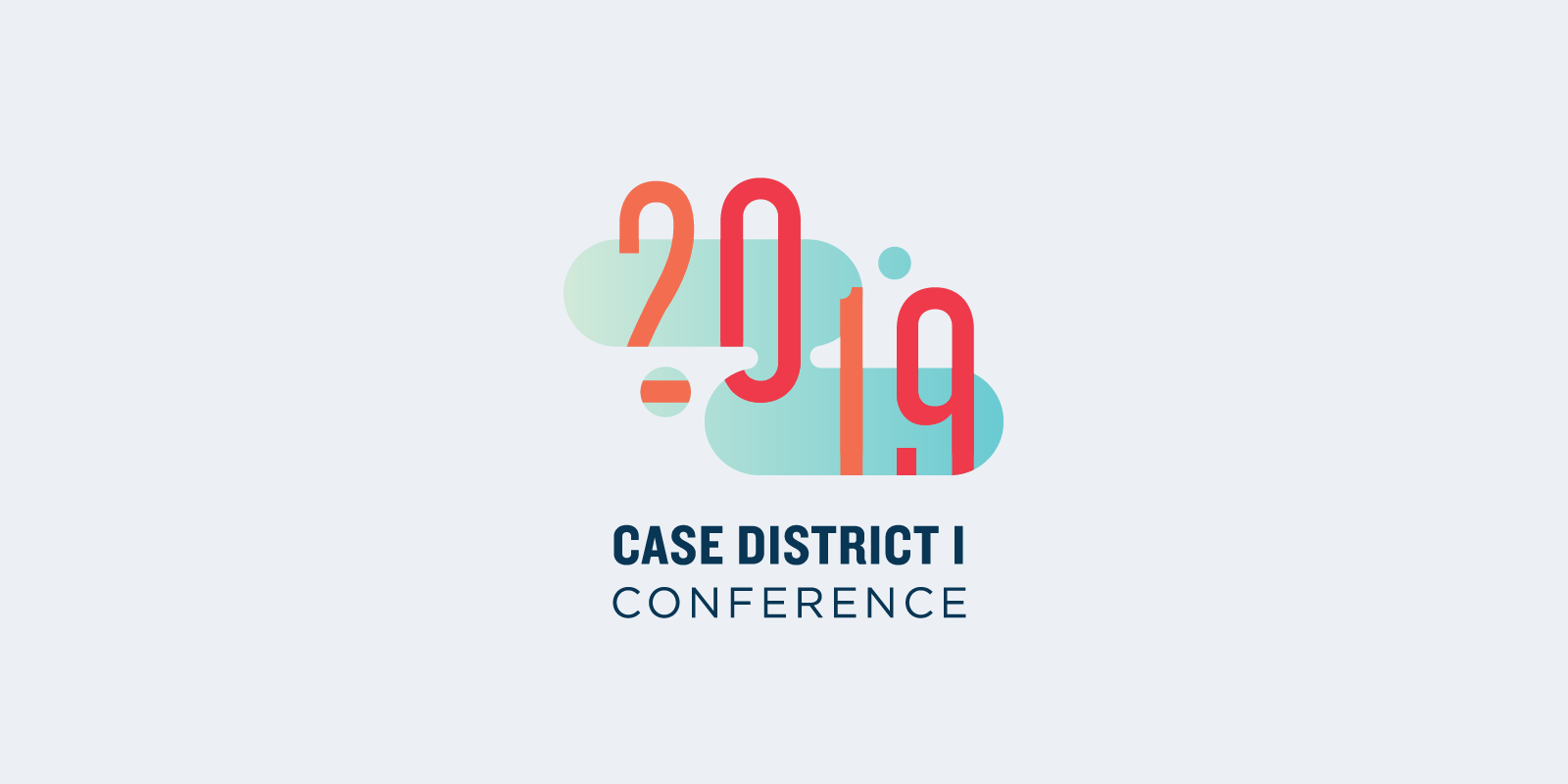 CASE D1 Conference logo design