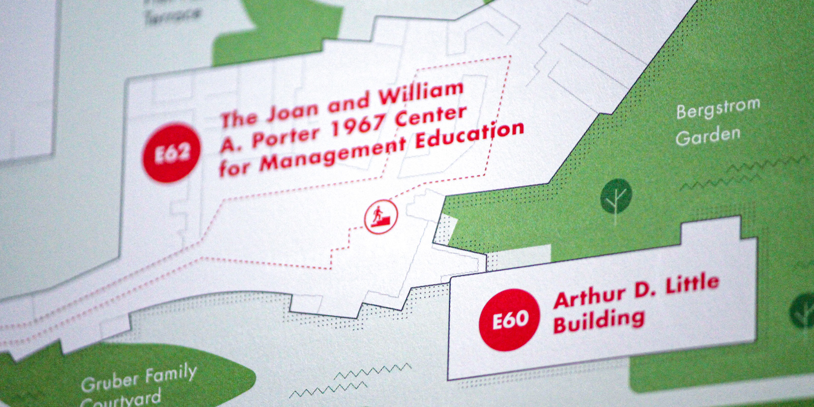 MIT Sloan Map Design