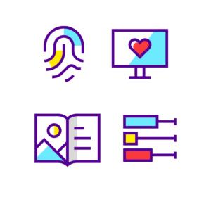 icon design - consistency