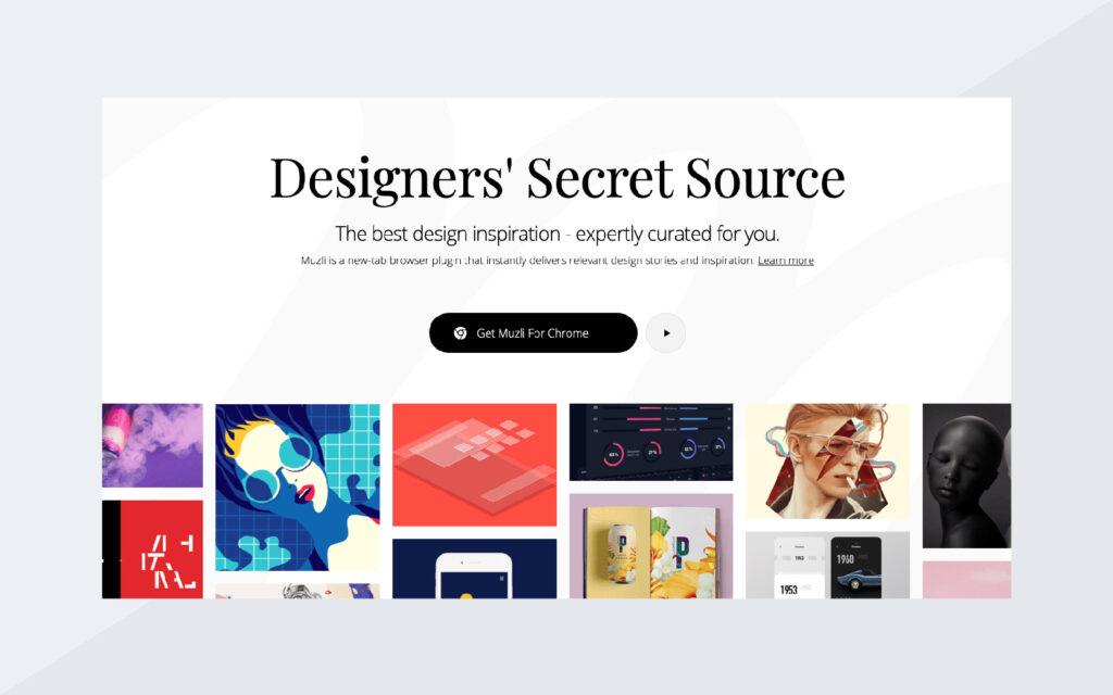 Designers' Secret Source