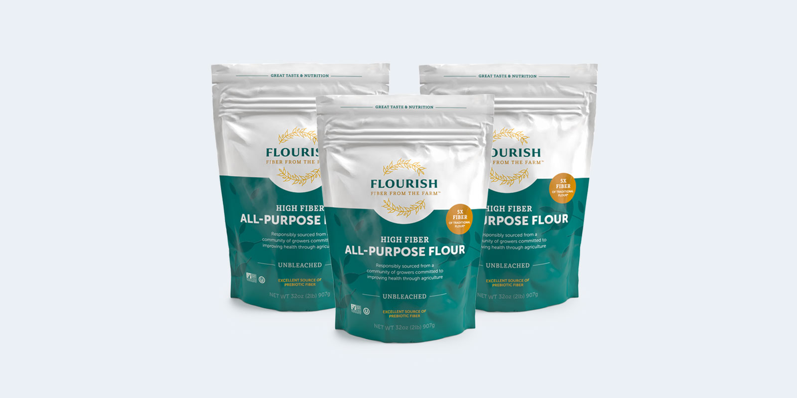 Flourish packaging